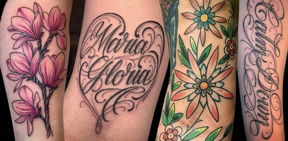 New york tattoos